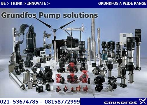 Grundfos Submersible SP Series