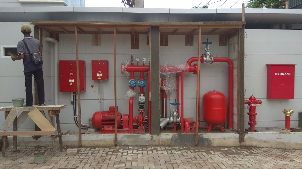 Ebara Electric Fire Pump